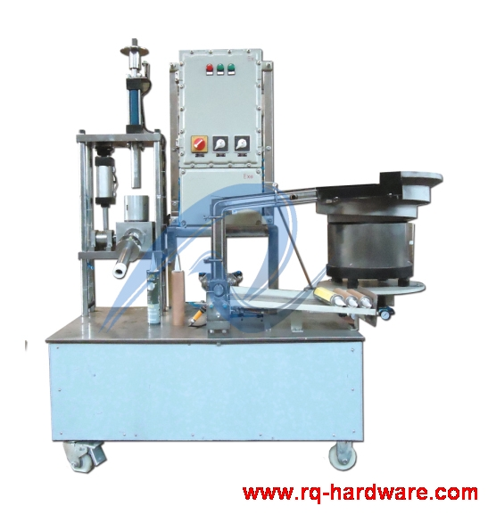 Semi-automatic Filling And Capping Machine For 300ml Liquid Nail Sealant
