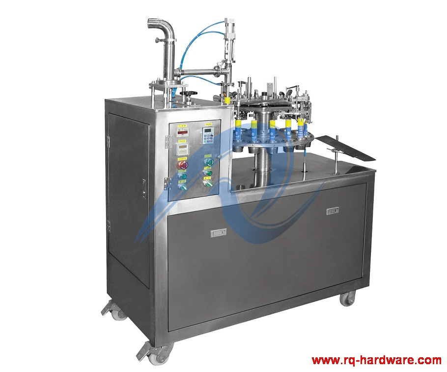 Automatic  Filling and Sealing Machine For Aluminum Tube